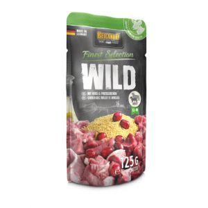 Belcando Wild met Gierst en Vossenbessen 125g